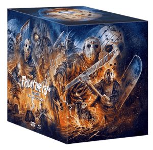 The Friday The 13th Collection Deluxe Edition