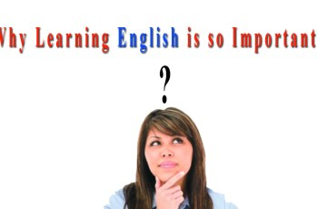 Why English is Important in Education