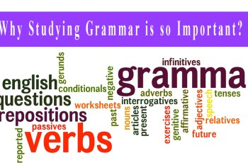 Is Learning Grammar Important