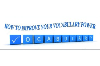 Best Ways to Improve English Vocabulary Power