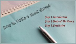 How to Write a Good Essay?