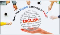 How The English Language is Used?
