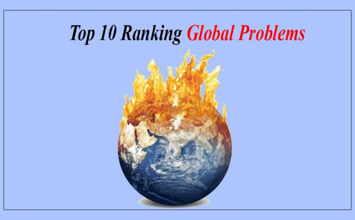 Top 10 Ranking Global Problems
