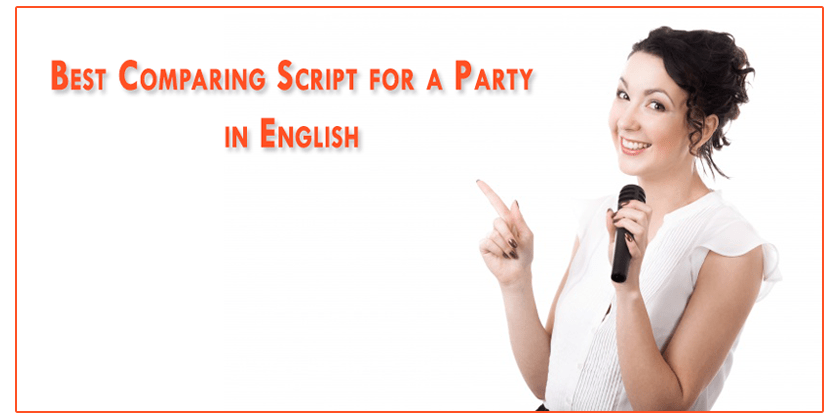 anchoring script for farewell party