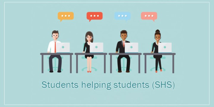 What is Students helping students