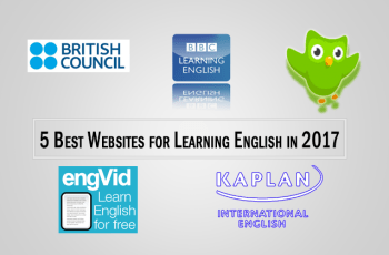 Best Websites for Learning English in 2017