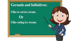 Gerunds and Infinitives Exercise With Answers