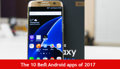 The 10 Best Android apps of 2017