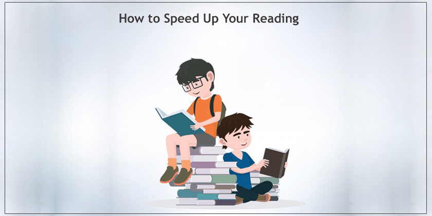 How to Speed Up Your Reading