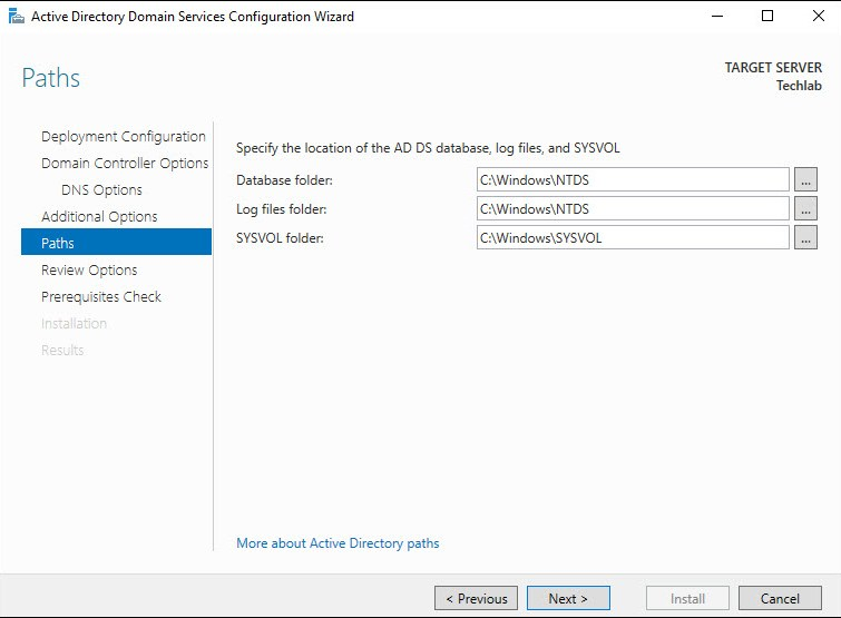 Create Pre-Staged Read-Only Domain Controller