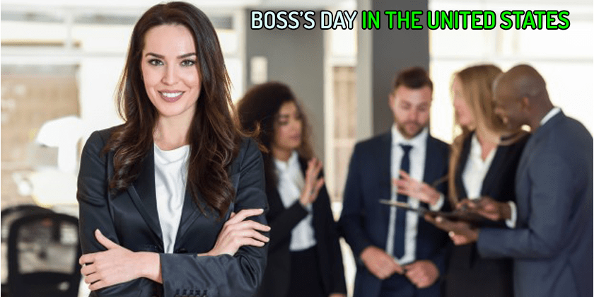 Boss's Day in the United States
