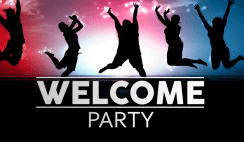 Hosting Script for Welcome Party