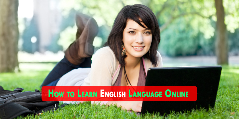 How to Learn English Language Online