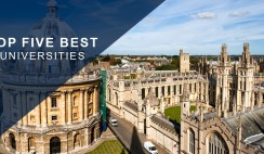 Top Five Best Universities in the World 2018