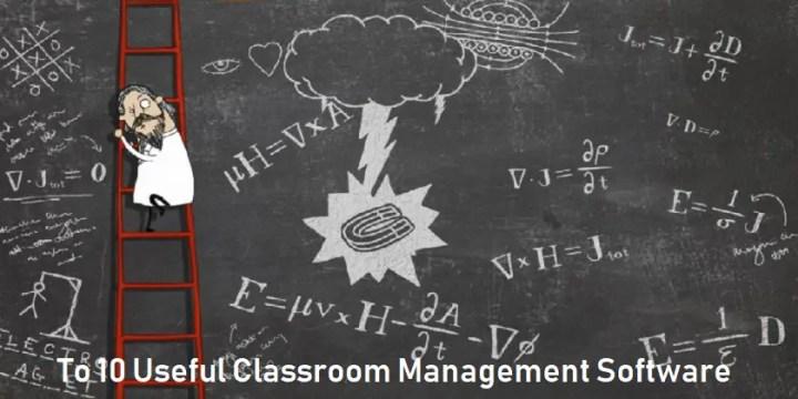 Top 8 Useful Classroom Management Software for Teachers