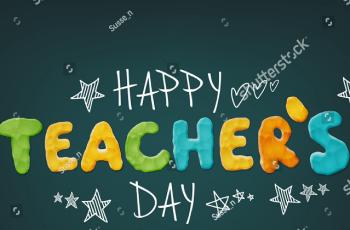 Anchoring Script for the Teacher's Day
