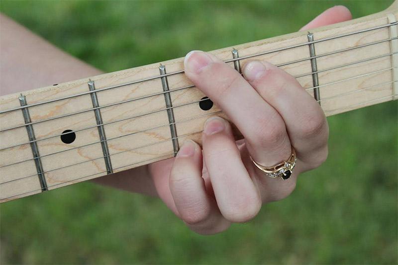 Guitar Chords by Key