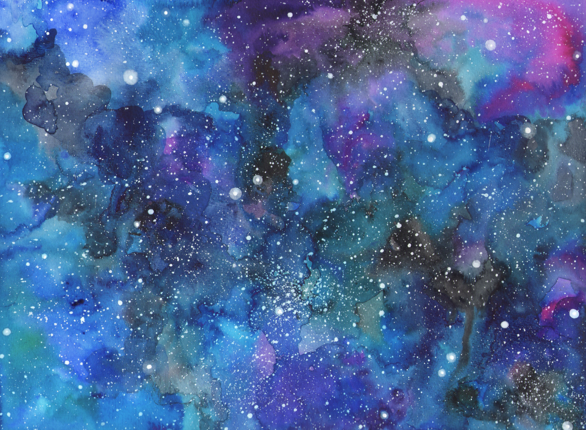 Merveilleux Mot-Clé How to Make a Galaxy Painting   Learn how to