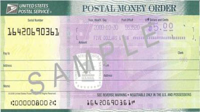 How To Fill Out A Money Order Learn How To