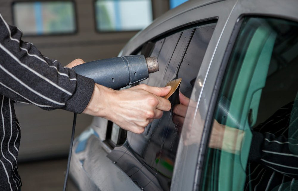 How to Get the Bubbles Out of a Car Window Tint - Learn how to