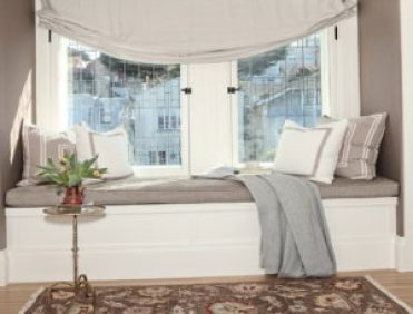 How to Build a Bay Window Seat With Storage