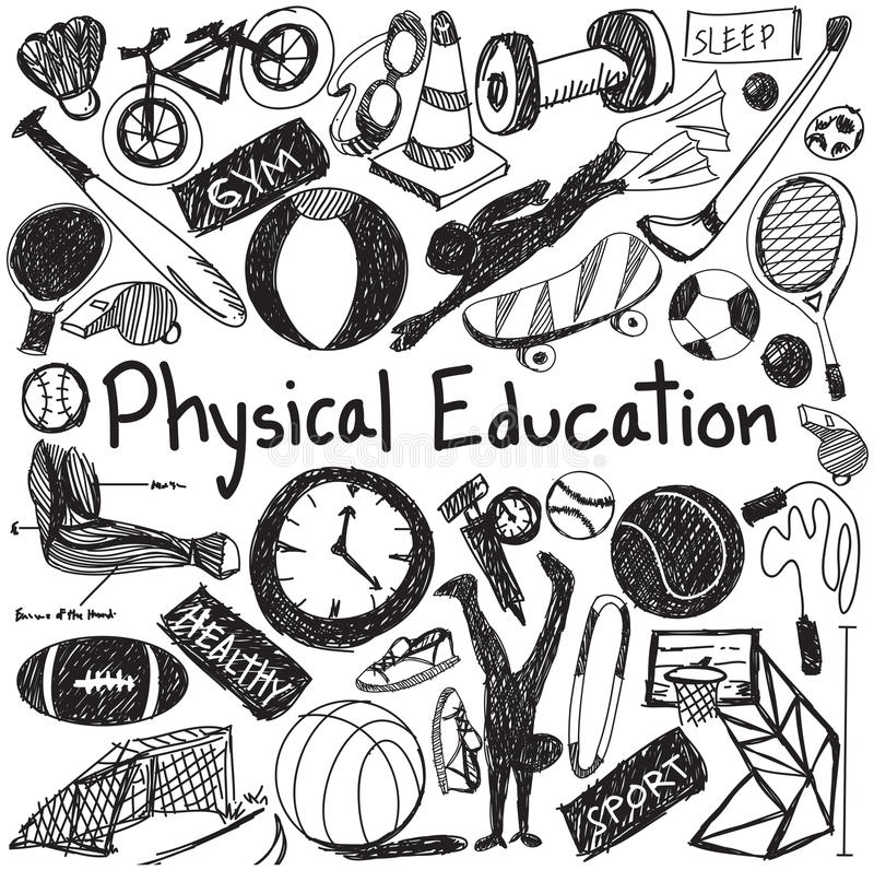 Physical Health Education for Primary 1