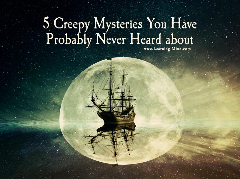 creepy mysteries