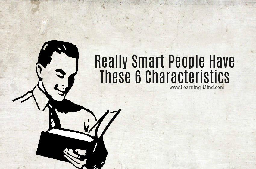 smart people traits
