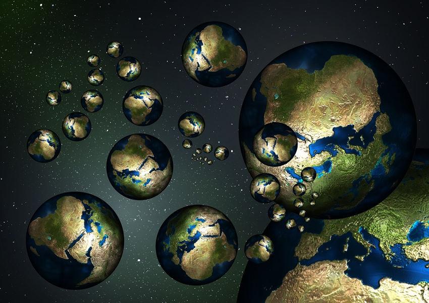 multiverse parallel universes