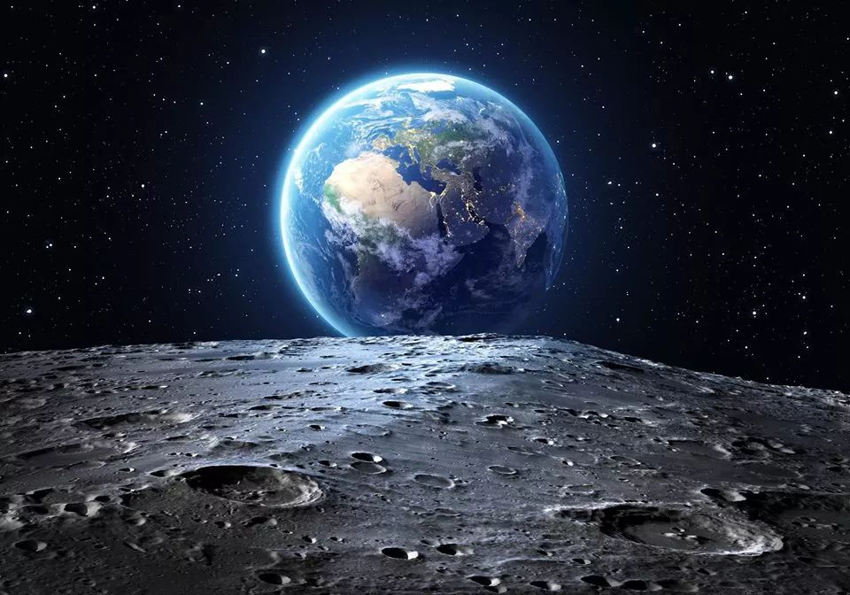 Earth is a prison planet