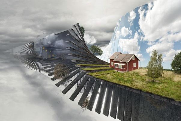 Swedish Photoshop Master Creates Mind-Blowing Optical Illusions Mind-Blowing-Optical-Illusions10