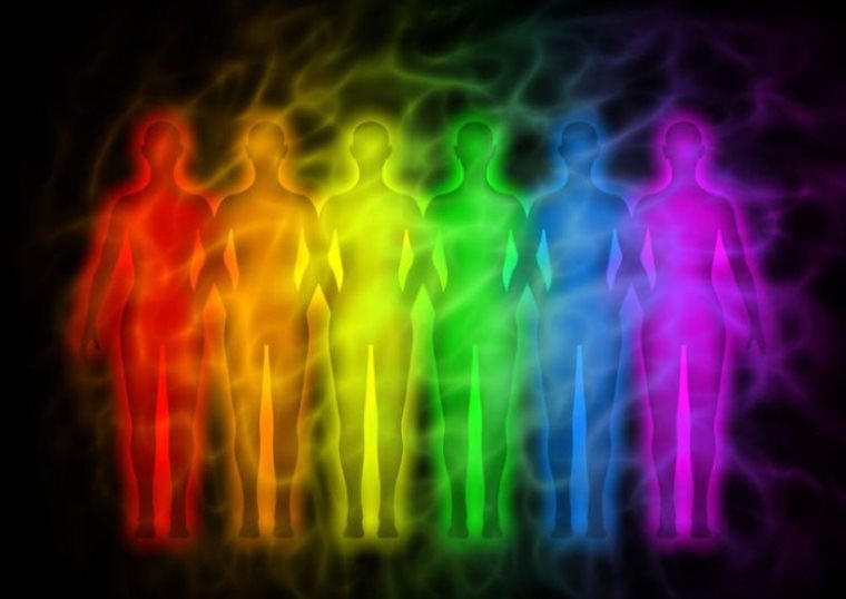 learn to see auras