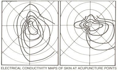 human energy field acupuncture points