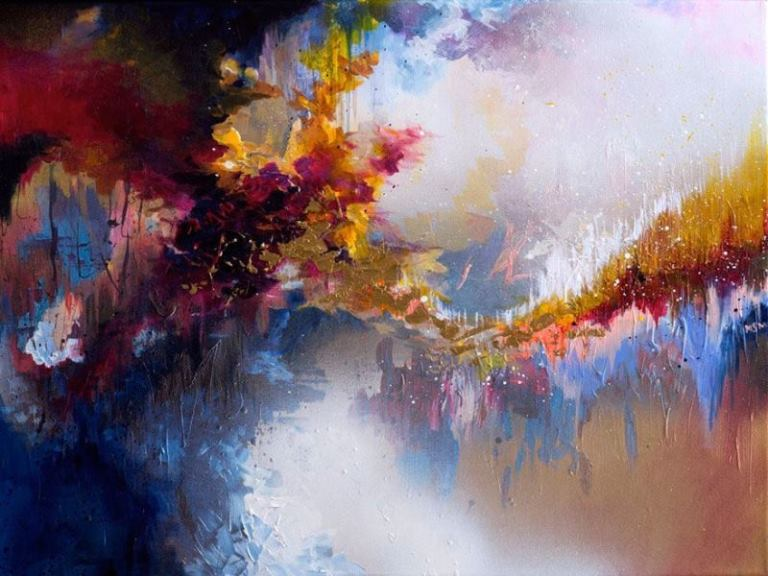 artist with synesthesia imagine