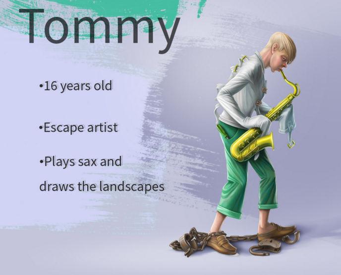 Case of Billy Milligan tommy