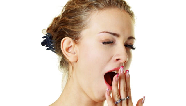 mysteries of daily life yawning