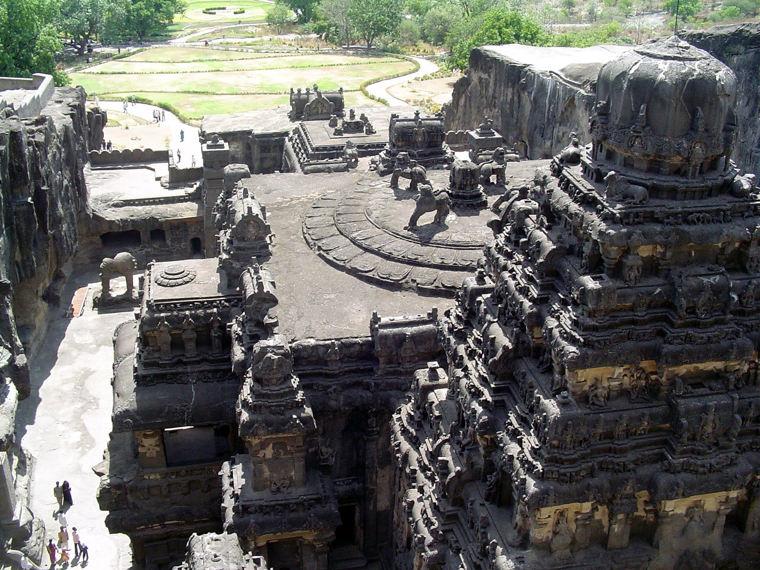 Kailasa Temple ellora