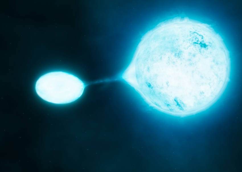 deep space objects binary stars