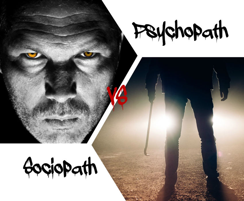 what is the difference between a psychopath and a sociopath