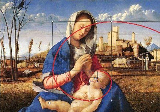 Madonna del Parto, (Madonna of the Meadow) Giovani Bellini