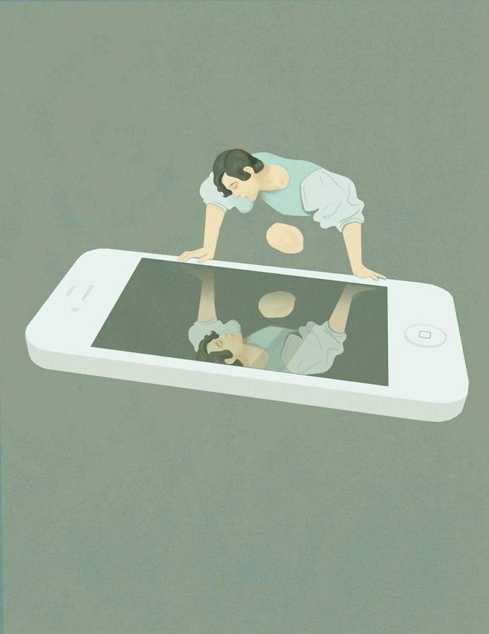 21st century Marco Melgrati illustration
