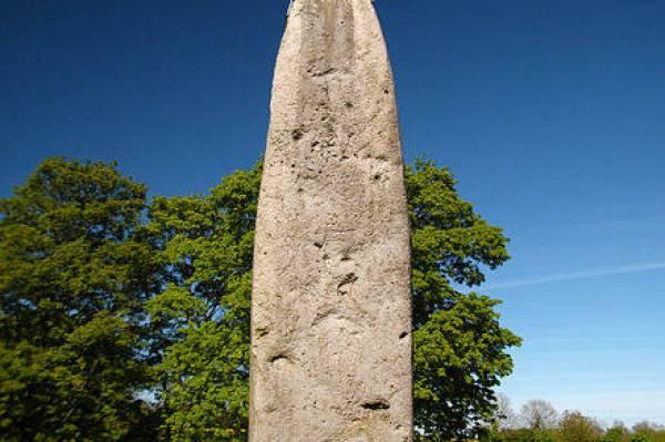 Stone Monuments - Rudston Monolith