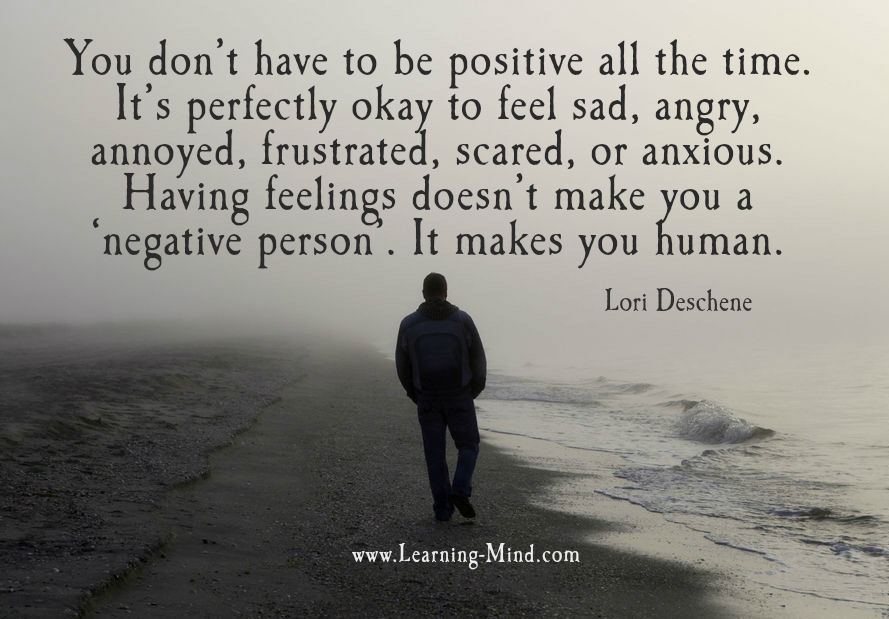 Why Its Okay To Feel Sad Sometimes And How You Can Benefit From