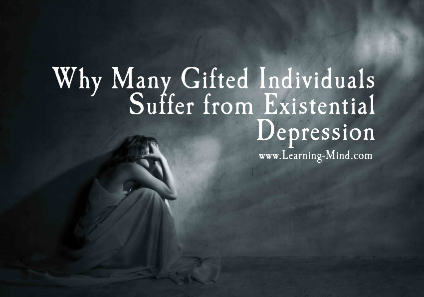 Existential depression intelligence