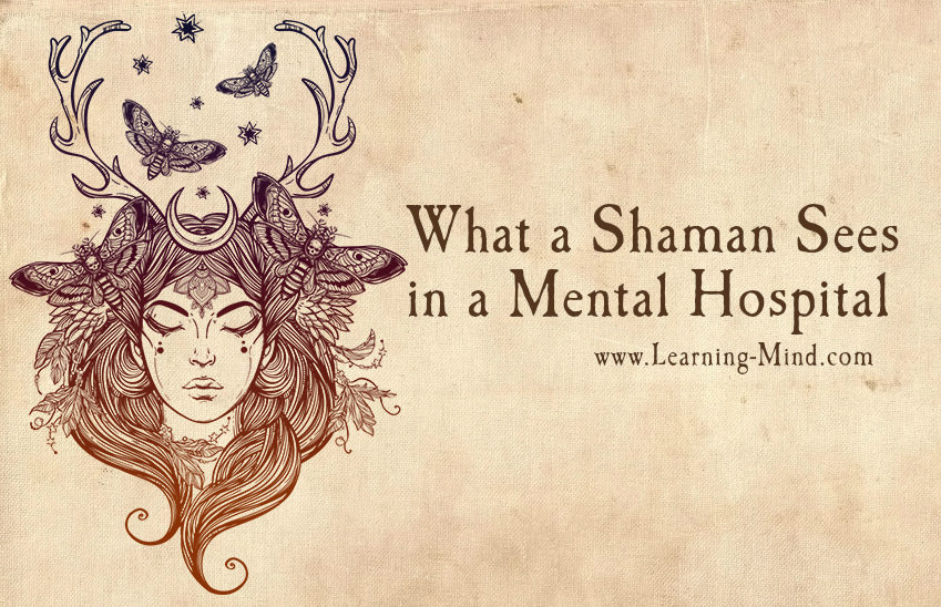 mental illness shaman