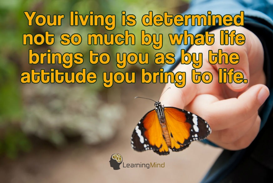 attitude-you-bring-to-life