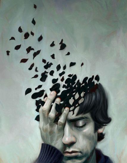 11 Artworks That Define Depression Better Than Words Ever Could - Learning  Mind