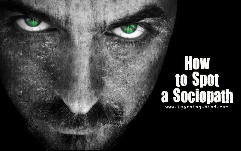 how to know if you are a sociopath