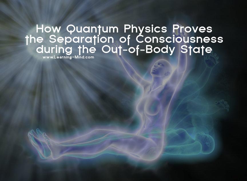 quantum physics consciousness