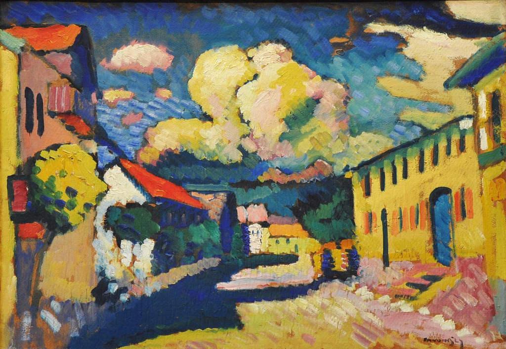 Kandinsky art styles